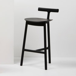 Radice Counter Stool | MC7 | Taburetes de bar | Mattiazzi