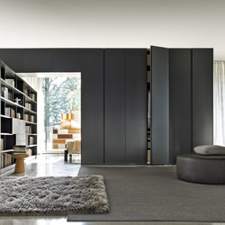 Gliss Quick Hinged | Systèmes d'armoires | Molteni & C