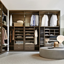 Gliss_Walk-In closet Quick | Begehbare Schränke | Molteni & C