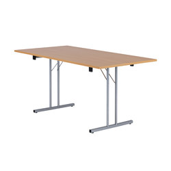 RBM Standard Folding Table Rectangle | Mesas contract | Flokk