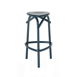 Trio | Bar stools | WIENER GTV DESIGN