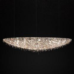 Iceberg | Ceiling suspended chandeliers | Manooi
