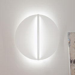 Shield Ceiling U0026 Wall   Round Shape | Wall Lights | Millelumen