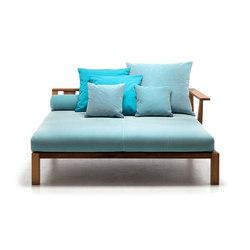 InOut 83 L-R | Sonnenliegen / Liegestühle | Gervasoni