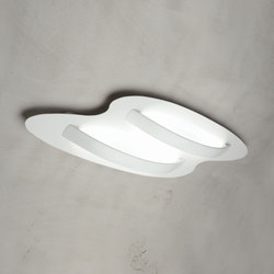 Surfin' ceiling & wall - mod | General lighting | Millelumen