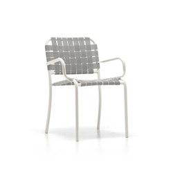 InOut 824 C | 824 F | Restaurant chairs | Gervasoni