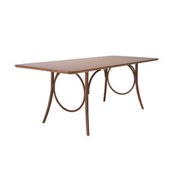 Ring Dining Table | Restauranttische | WIENER GTV DESIGN