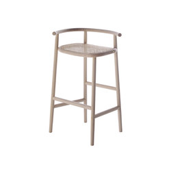 Single Curve Barstool | Sgabelli bar | WIENER GTV DESIGN