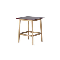 Single Curve Low Table A | Mesas auxiliares | WIENER GTV DESIGN