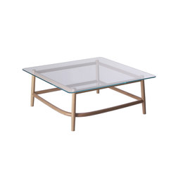 Single Curve Low Table C | Lounge tables | WIENER GTV DESIGN