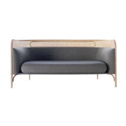 Targa Sofa | Canapés d'attente | WIENER GTV DESIGN