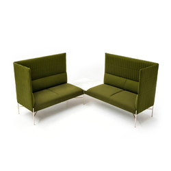 Chill-Out High | Modular seating systems | Tacchini Italia