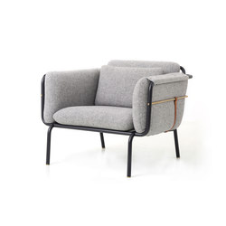 Valet Club Chair | Loungesessel | Stellar Works