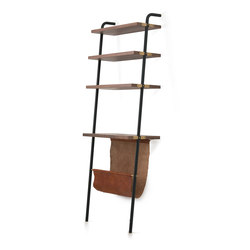 Valet Display Shelves & Magazine Rack | Étagères pour magazines | Stellar Works