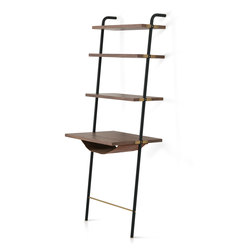Valet Desk Shelves | Stehpulte | Stellar Works
