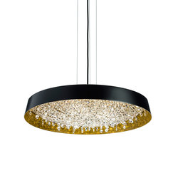 Tondo black | Suspended lights | Manooi