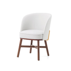 Bund Dining Chair | Restaurant chairs | Stellar Works