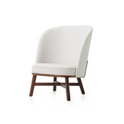 Bund Lounge Chair | Poltrone lounge | Stellar Works
