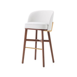Bund High Chair | Sgabelli bar | Stellar Works