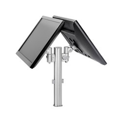 Modular | Desk Monitor Mount SD1340S | Accessoires de table | Atdec