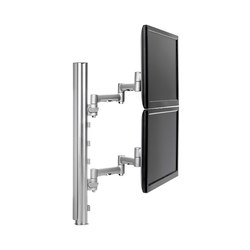 Modular | Desk Monitor Mount SD4675S | Accessoires de table | Atdec
