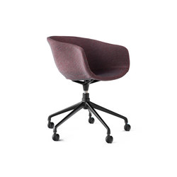 Bai Swivel Chair | Visitors chairs / Side chairs | ONDARRETA