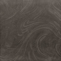 La Fabbrica - 5th Avenue - Black Chic Waves | Ceramic tiles | La Fabbrica