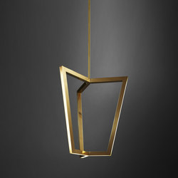 Asterix Triptyx | Suspended lights | Christopher Boots