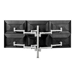 Modular | Desk Monitor Mount SH467175S | Accessoires de table | Atdec