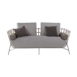 Tweed Sofa | Gartensofas | Unopiù