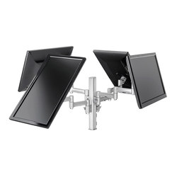 Desk Monitor Mount SQ4640S | Monitorträgerarme | Atdec