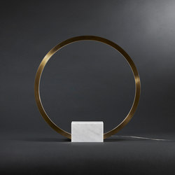 Portal table lamp | Tischleuchten | Christopher Boots
