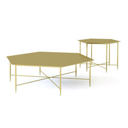 MARINA TABLES | Coffee tables | Studio Warm