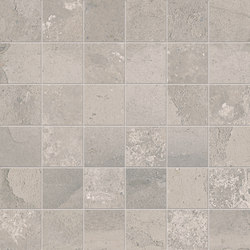 Kotto XS Mosaico Cenere | Mosaici ceramica | EMILGROUP