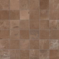 Kotto XS Mosaico Mattone | Mosaici | EMILGROUP