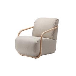 2001 Bentwood armchair | Loungesessel | Gebrüder T 1819