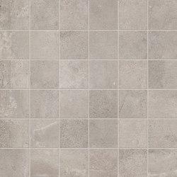 Kotto XL Mosaico Cenere | Mosaicos de cerámica | EMILGROUP