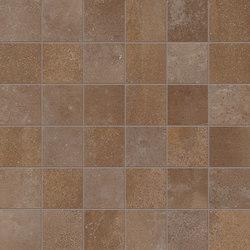 Kotto XL Mosaico Mattone | Mosaici | EMILGROUP