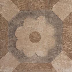 Kotto Decors Decò Art Mattone | Ceramic tiles | EMILGROUP