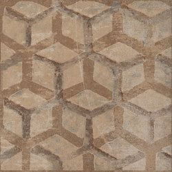 Kotto Decors Decò Art Mattone | Floor tiles | EMILGROUP