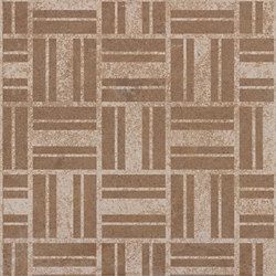Kotto Decors Decò Sign Mattone | Floor tiles | EMILGROUP