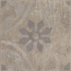 Kotto Decors Decò Art Terra | Ceramic tiles | EMILGROUP