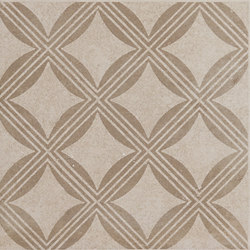 Kotto Decors Decò Sign Terra | Ceramic tiles | EMILGROUP