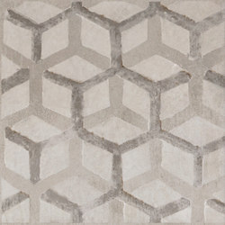 Kotto Decors Decò Art Cenere | Ceramic tiles | EMILGROUP