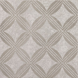 Kotto Decors Decò Sign Cenere | Ceramic tiles | EMILGROUP