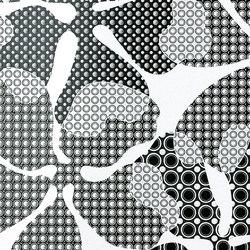 Ava - Eden - Dahlia Deluxe Bianco Lucido | Wandfliesen | La Fabbrica