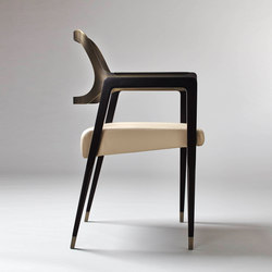 Carlton Chair | Restaurantstühle | Rossato
