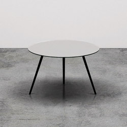 Meety rotondo | Restaurant tables | Arper