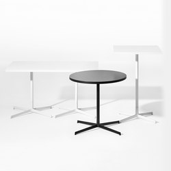 Wim | Cafeteria tables | Arper