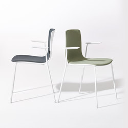 Aava | Multipurpose chairs | Arper